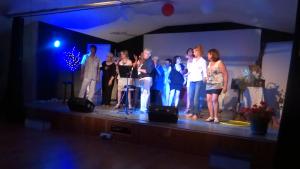 concert des cours collectifs