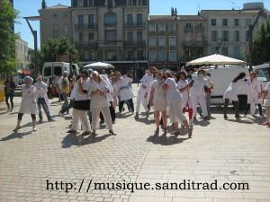 fin-flashmob