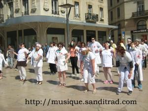 la-flashmob