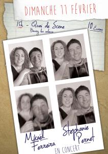 Duos à Valence - Stéphanie Pernet et Mikael Ferreira