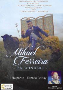 concert à Valence